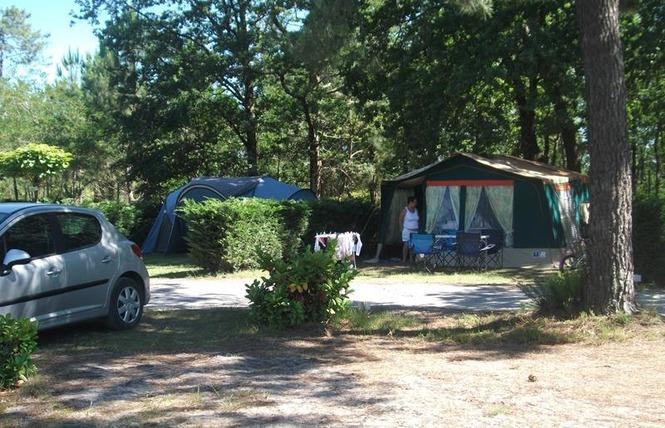 Camping L'oree Du Bois 12 - Hourtin