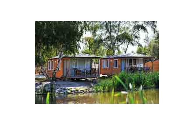 Village du Lac Camping de Bordeaux 4 - Bruges