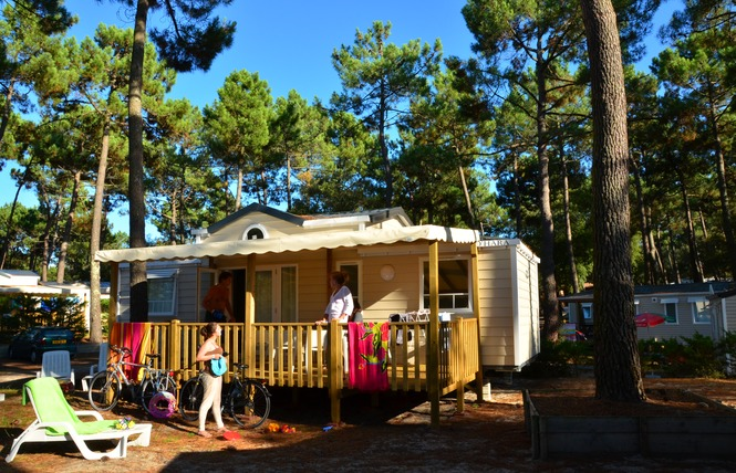 Camping Airotel Côte d'Argent 16 - Hourtin