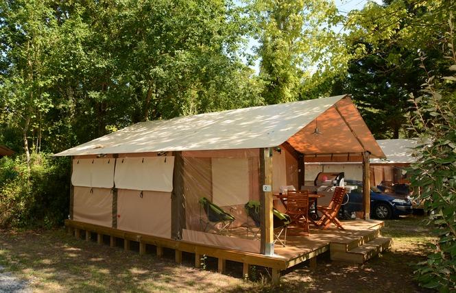 Camping Ker-helen 10 - Le Teich