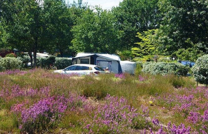 Camping Le Marache 11 - Biganos