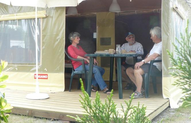 Camping Le Braou 10 - Audenge