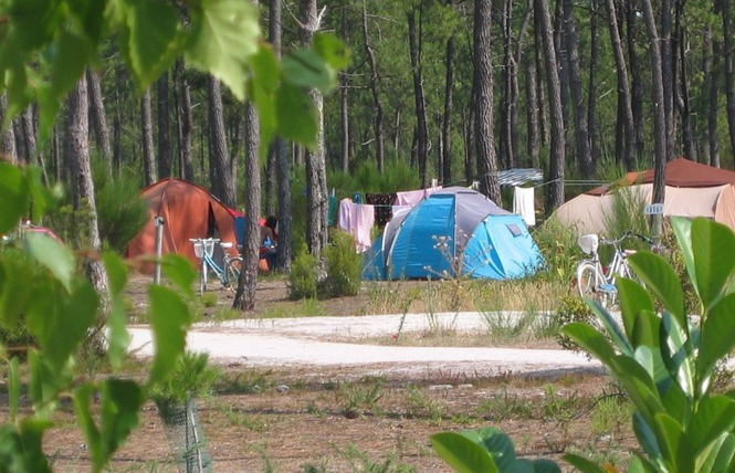 Camping Euronat 5 - Grayan-et-l'Hôpital