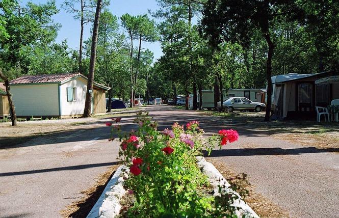 Camping Municipal Les Oyats 7 - Soulac-sur-Mer