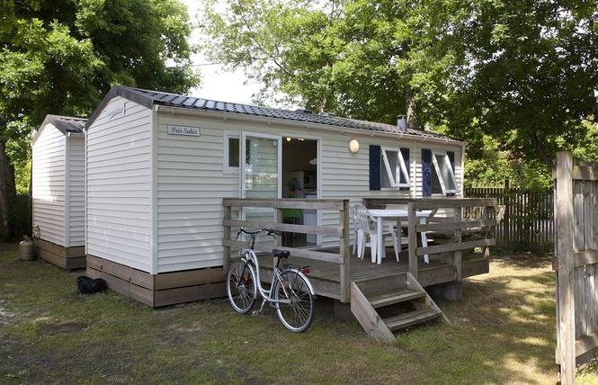 Camping Pasteur Vacances 1 - Arès