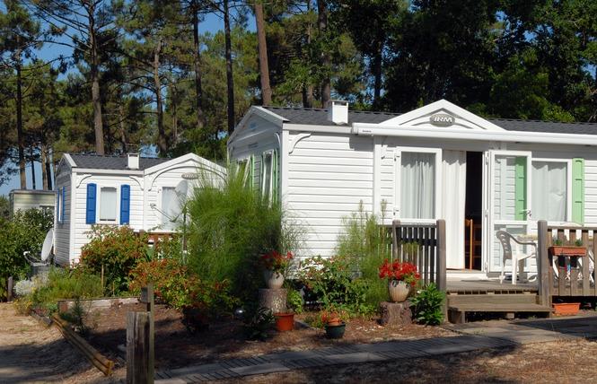 Camping Sunelia Les Embruns 2 - Lège-Cap-Ferret