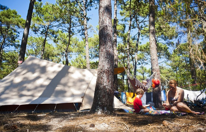 Camping Huttopia Lac de Carcans 7 - Carcans