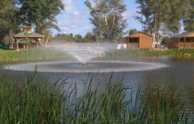 Village du Lac Camping de Bordeaux 11 - Bruges