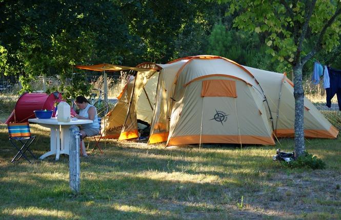 Camping Les Franquettes 11 - Grayan-et-l'Hôpital