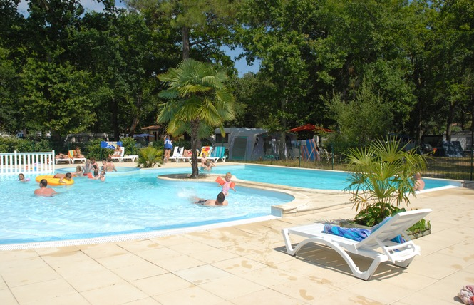 Camping Fontaine Vieille 9 - Andernos-les-Bains