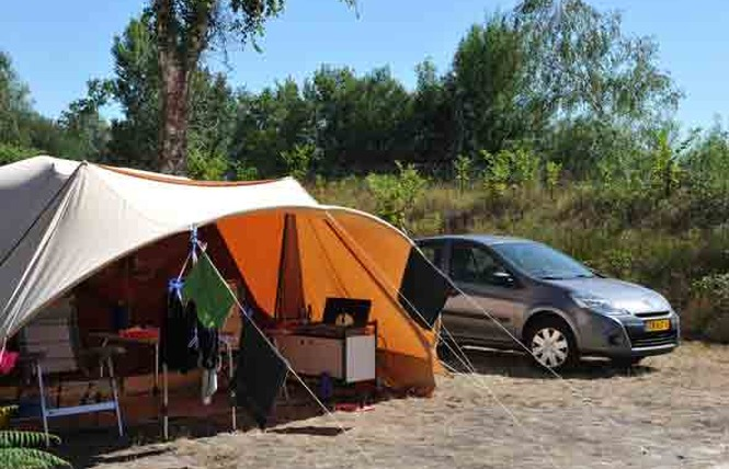 Village du Lac Camping de Bordeaux 7 - Bruges