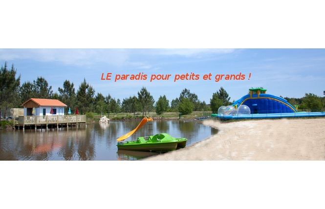 Camping La Rochade 12 - Naujac-sur-Mer