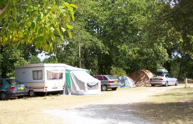 Camping Les Franquettes 9 - Grayan-et-l'Hôpital