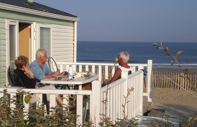 Camping Les Sables D'argent 1 - Soulac-sur-Mer