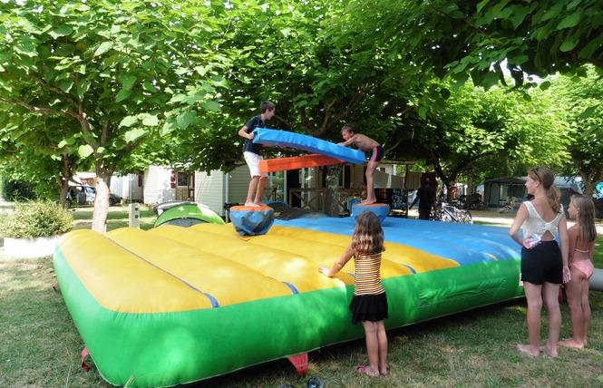 Camping Les Franquettes 7 - Grayan-et-l'Hôpital