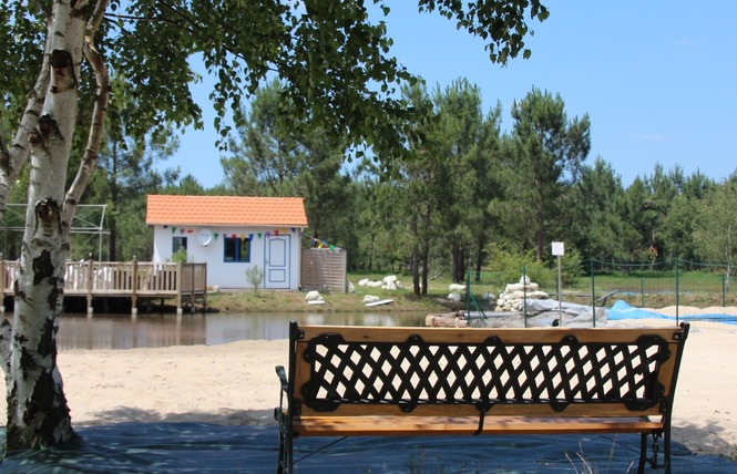 Camping La Rochade 9 - Naujac-sur-Mer