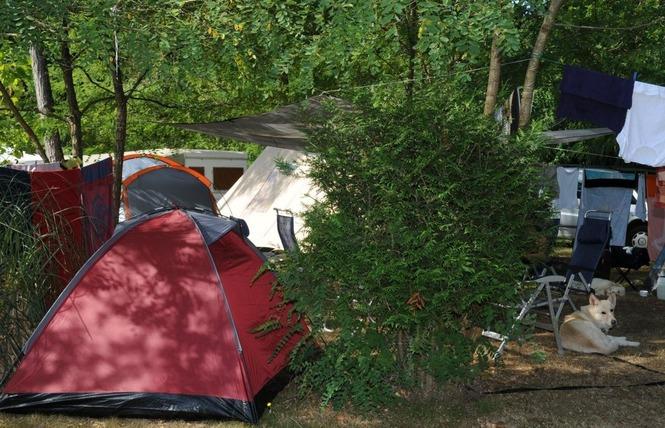 Camping Les Acacias 7 - Vensac