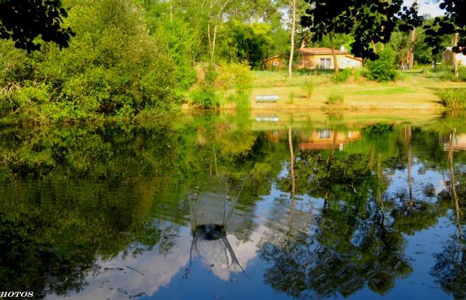 Camping Vert Bord'eau 6 - Saint-Symphorien