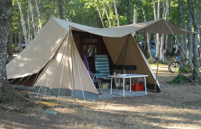 Camping Les Fougeres Lacanau 6 - Lacanau