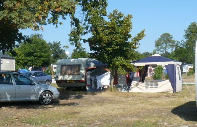 Camping Le Braou 22 - Audenge