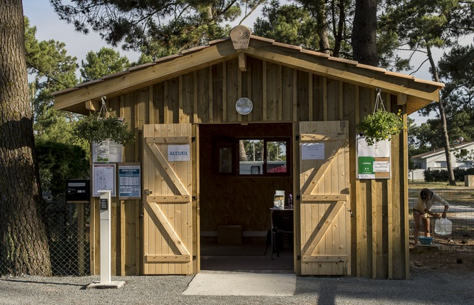 Camping municipal de l'Océan 8 - Vendays-Montalivet