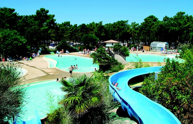 Camping Airotel Côte d'Argent 6 - Hourtin