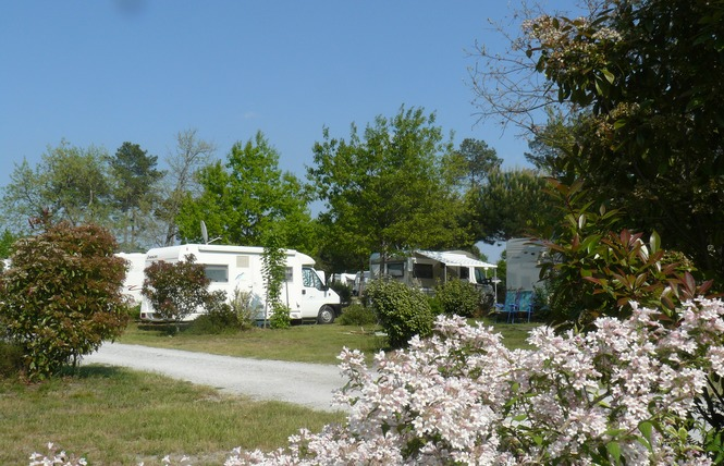 Camping Le Braou 32 - Audenge