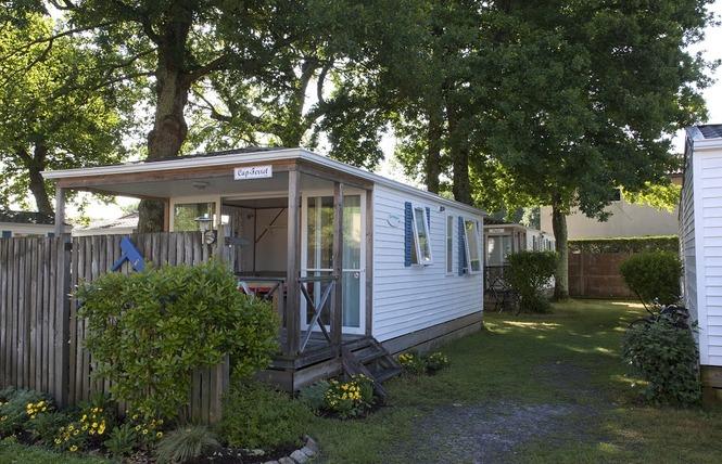 Camping Pasteur Vacances 3 - Arès
