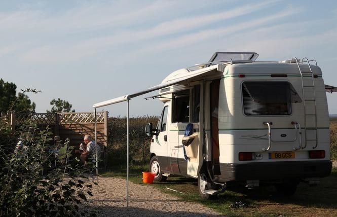 Camping Municipal de Verdalle 4 - Gujan-Mestras