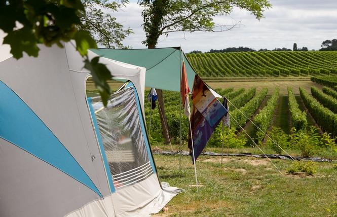 Camping le Pressoir 7 - Petit-Palais-et-Cornemps