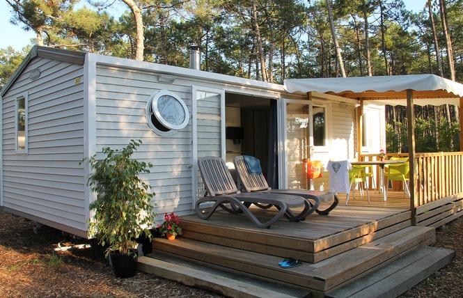 Camping & Spa Airotel l'Océan 19 - Lacanau
