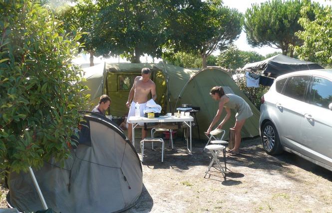 Camping Le Braou 17 - Audenge