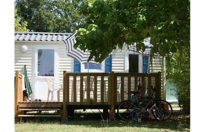 Camping résidentiel le Paradis 1 - Abzac