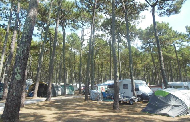 Camping Brémontier 8 - Lège-Cap-Ferret