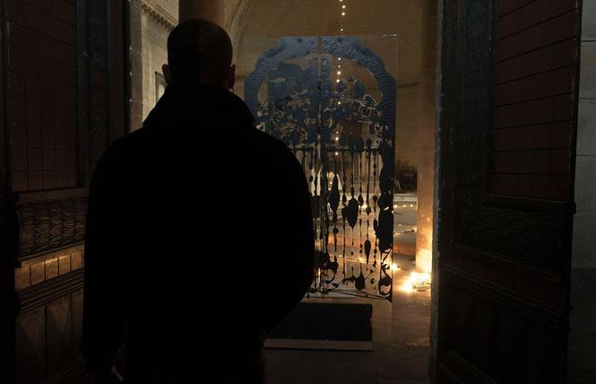 Exposition de Gonzalo Borondo au Temple des Chartrons à Bordeaux 2 - Bordeaux