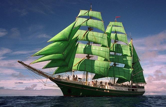 Alexander von Humbold, escale de grand voilier à Bordeaux 2 - Bordeaux
