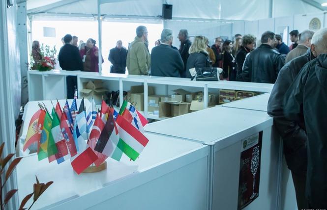 Challenge international du Vin Palais des Congrès de Bordeaux 3 - Bordeaux