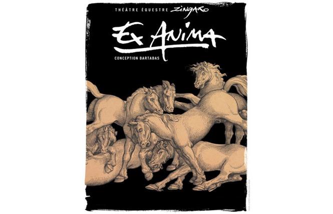 Ex Anima, théâtre équestre Zingaro de Bartabas - Esplanade des Quinconces à Bordeaux 1 - Bordeaux