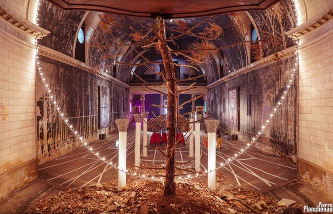 Exposition de Gonzalo Borondo au Temple des Chartrons à Bordeaux 7 - Bordeaux