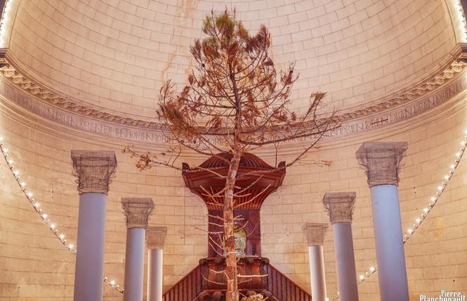 Exposition de Gonzalo Borondo au Temple des Chartrons à Bordeaux 5 - Bordeaux
