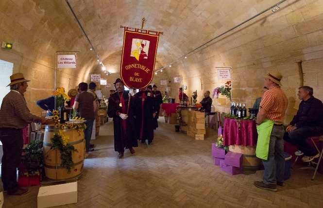 Printemps des vins de Blaye Côtes de Bordeaux 4 - Blaye