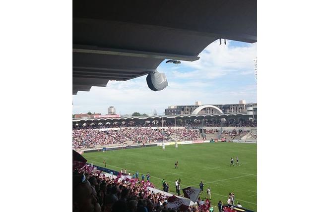 Match de rugby de l'UBB au Stade Chaban-Delmas à Bordeaux 1 - Bordeaux