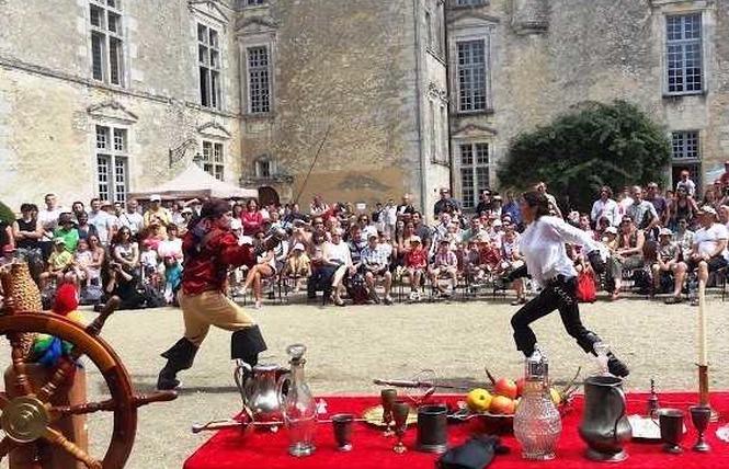 Week-end Chevaliers & Mousquetaires au Château de Vayres 4 - Vayres
